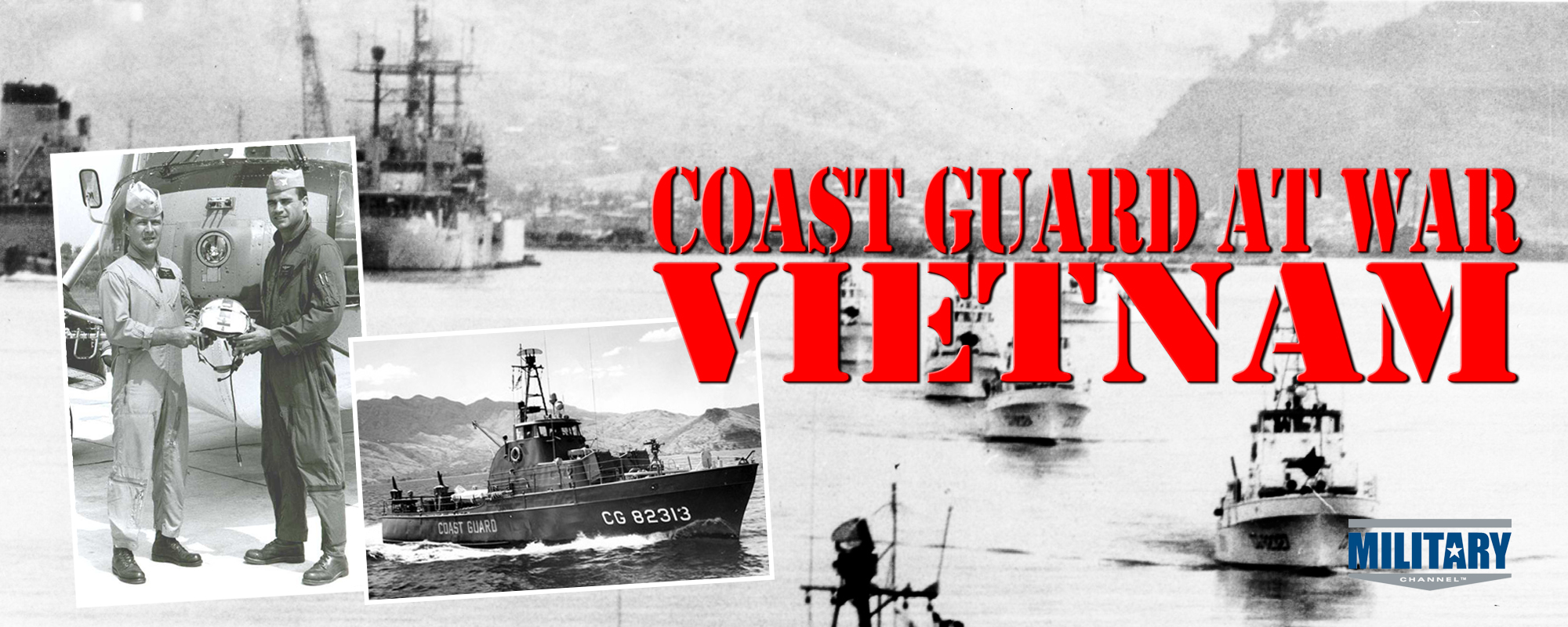 Coast Guard at War - The Military Channel